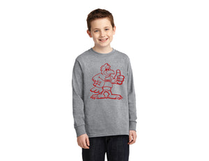 Oakmont Youth Long Sleeve Tee