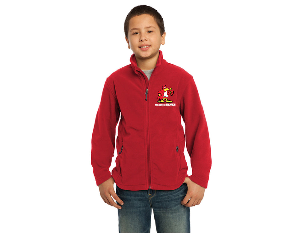 Oakmont Youth Fleece Jacket
