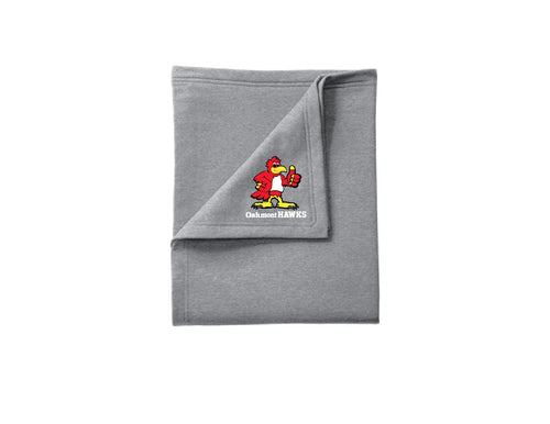 Oakmont Fleece Blanket