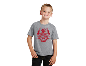 Two Way Dual Language Collection Youth Short Sleeve Tee