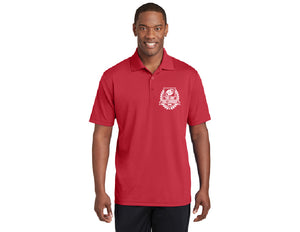 Two Way Dual Language Collection Racer Polo ADULT