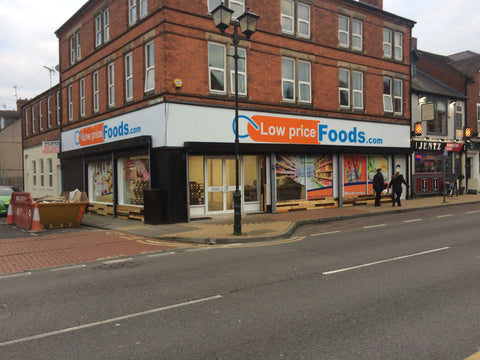 Low Price Foods Sutton-in-Ashfield