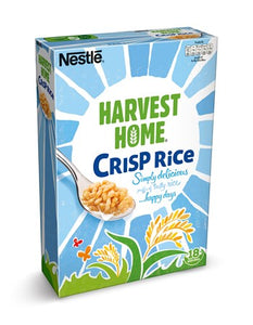 Nestle Harvest Home Crisp Rice 350g