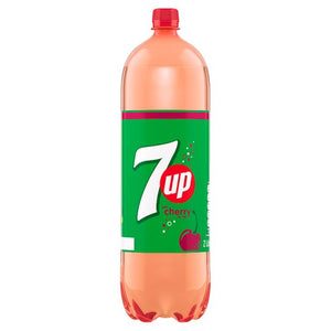 7up with cherry 2 litre