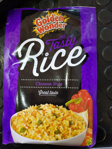 Golden Wonder Rice Chinese Style 100g
