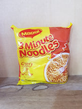 Maggi 3 Minute Noodles Curry Flavour 5 Pack (5x59g)