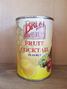 Bridge House Fruit Cocktail in Syrup 420g