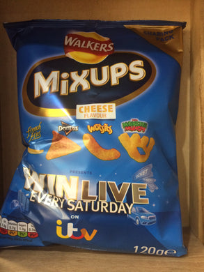 Walkers Mixups Cheese 120g