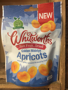 Whitworths Soft Apricots 100g