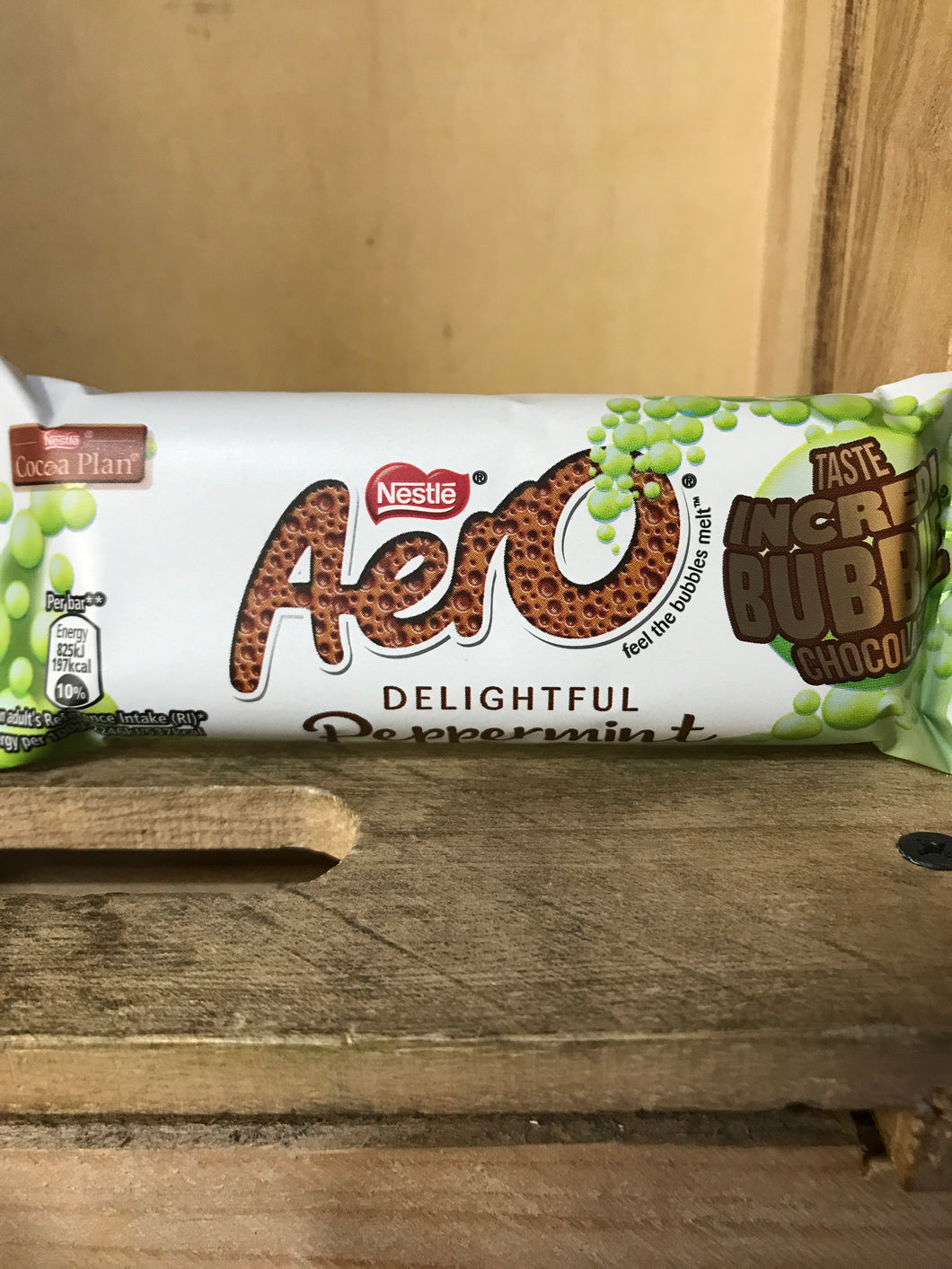 Nestle Aero Delightful Peppermint 36g