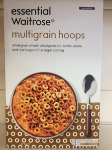 Low Price Multigrain Hoops 375g