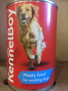 KennelBoy Meaty Dog Food for Working Dogs 400g
