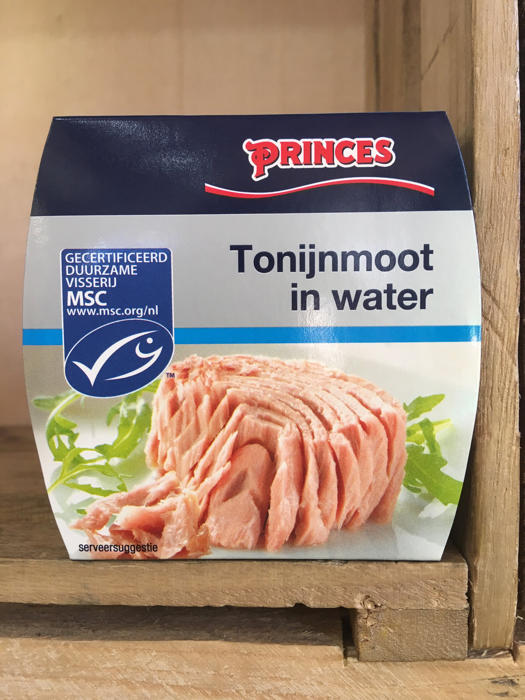 Princes Tuna Fillet In Water 160g