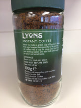 Lyons Rich Roast Instant Coffee 60 Cups 100g