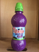 Ribena Minis Blackcurrant Drink 250ml Bottle