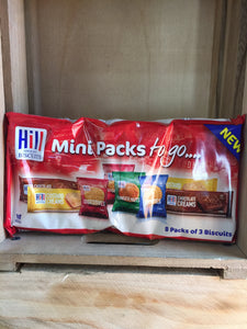 Hill Mini Packs to go 283g