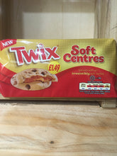 Twix Soft Centres Biscuits 144g