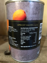 Epicure Apricot Halves in Syrup 420g