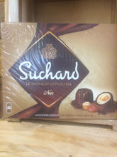Suchard Noir Dark Chocolate and Hazelnut Chocolate Box 153g