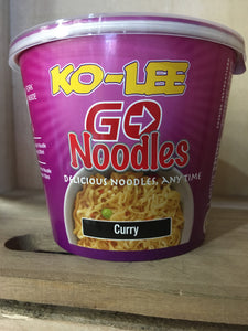 Ko-Lee Curry Go Cup Noodles 65g