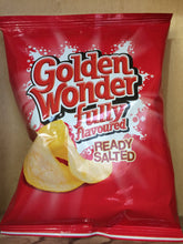 Golden Wonder Ready Salted 32.5g