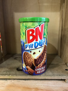 BN P'tit Déj Chocolate Biscuits 200g