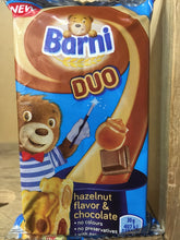 24x Barni Duo Hazelnut & Chocolate Flavour Cake Bar (24x30g)