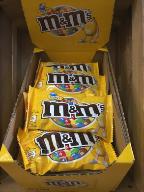 24x M&M's Peanut Bag (24x45g)