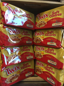 8x Twix Soft Centres Biscuits (8x144g)