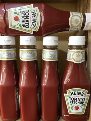 5x Heinz Spicy Tomato Ketchup (5x342g)