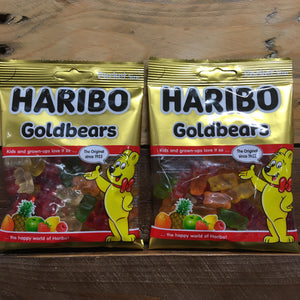 1Kg Haribo Gold Bears (10 Bags of 100g)