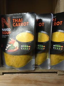 3x Naked Soup Fragrant Thai Carrot (3x300g)