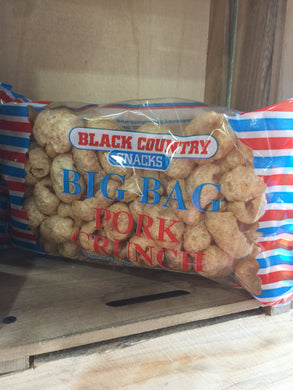 Black Country Snacks Pork Crunch Big Bag 80g