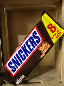Snickers Bars Snacksize 8 x 35.5g