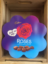 Cadbury Roses Flower Chocolate Gift Box 275g