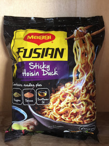Maggi Fusian Sticky Hoisin Duck 117g
