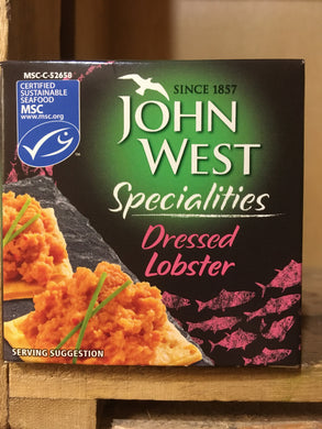 John West Dressed Lobster 43g