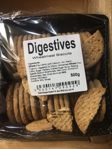 Low Price Digestives Biscuit Mis-Shapes 500g