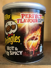 12x Pringles Hot & Spicy (12x40g)