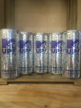 5x MTV UP! Sugar Free Energy Drinks (5x250ml)