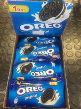 Oreo Original 24 x Twin Biscuits Snack Pack