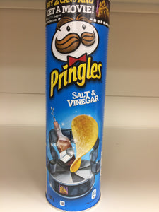Pringles Salt & Vinegar 190g