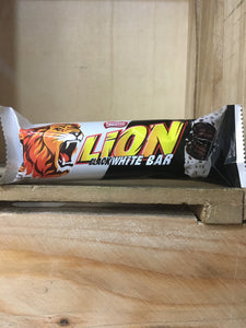 10x Nestle Lion Limited Edition Black & White Bar (10x40g)