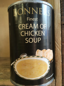 Bonners Finest Cream of Chicken Soup 295g