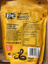 Epic Mango Sticks of Ace 200g