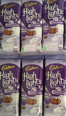 6x Cadbury Highlights Instant Milk Chocolate Drink (6x11g)