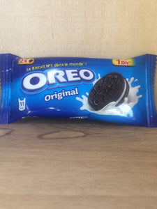 Oreo Original Twin Biscuits Snack Pack