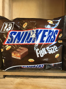 Snickers Fun Size 13 Pack 250g