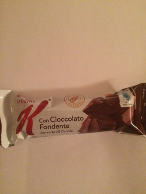 Kellogg's Special K Chocolate Cereal Bar with dark chocolate 21.5g