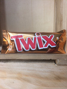 1p Deal of Day Twix Chocolate Bar 50g